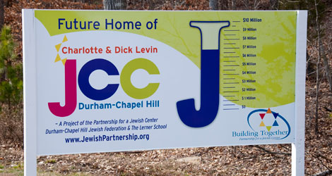 fundraising for the durham chapel hill jcc